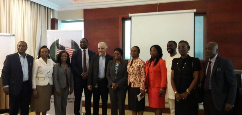 American Business Council Breakfast Meeting with the Director General of the National Agency for Food & Drug Administration & Control (NAFDAC), Prof Mojisola Christianah Adeyeye, 28th February 2018 at Protea Hotel Ikeja